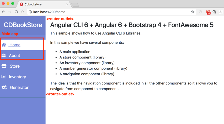 Angular 6 Screen Capture